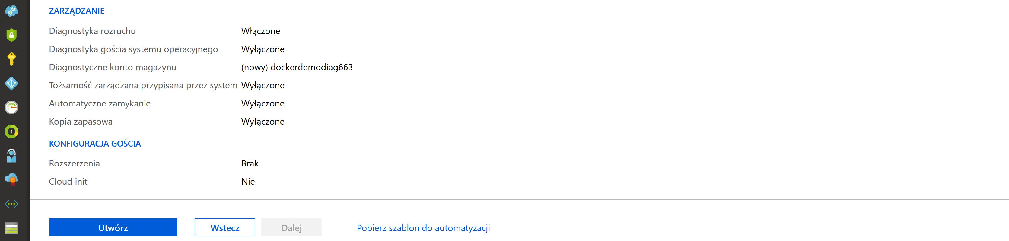 Docker Ubuntu Azure zdj.18
