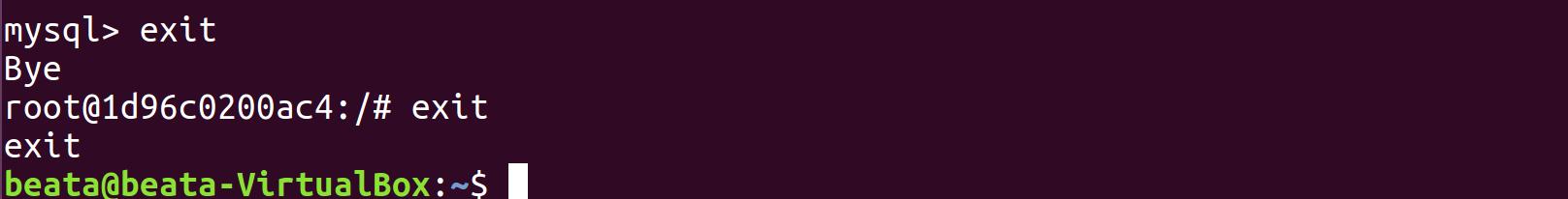 Docker i phpMyAdmin zdj.10