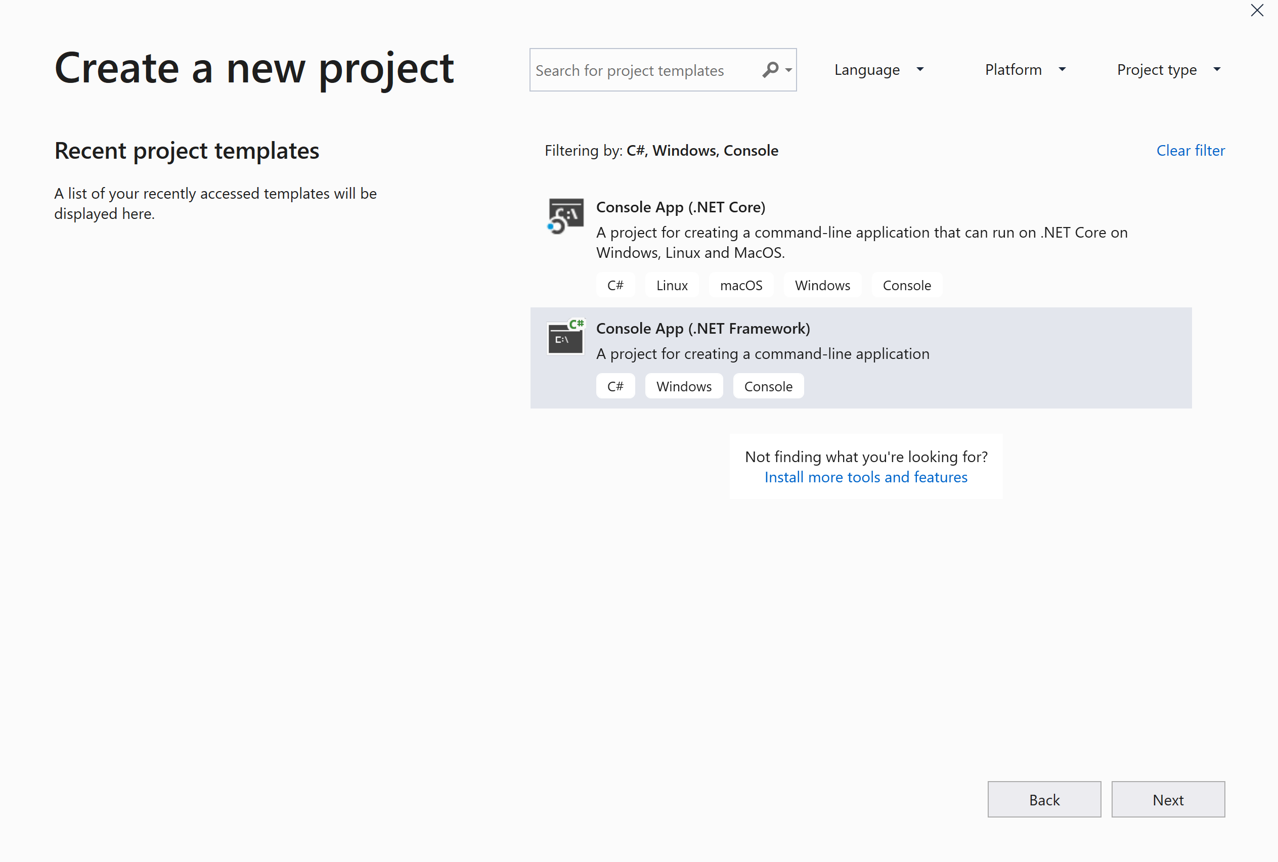 Instalacja Visual Studio 2019 Community Edition